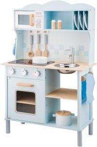 New Classic Toys cuisine en bois jouet