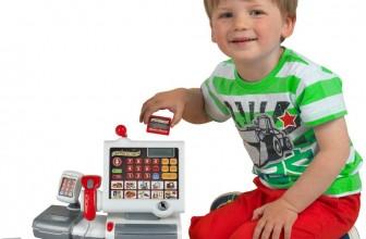 Caisse enregistreuse jouet