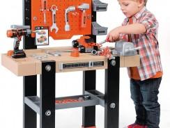 Etabli bricolage enfant : les meilleurs modèles